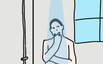 A zuhany alatt kreatívabbak vagyunk – a zuhanyzó hatás